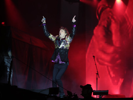 The Rolling Stones 'live' @Lucca Summer Festival 23/9/17 here's my photo gallery for los