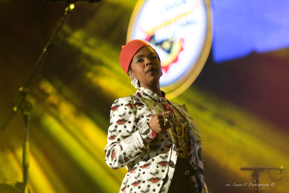 The wonderful Lauryn Hill