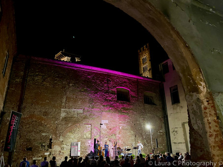 Summer Jazz has taken over the city of Lucca with Lucca Jazz Donna 2020 Festival