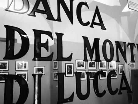 """Our Exhibition """"Effetto Cinema Photo"""" @ Fondazione Banca del Monte Lucca, curated by Laura"""