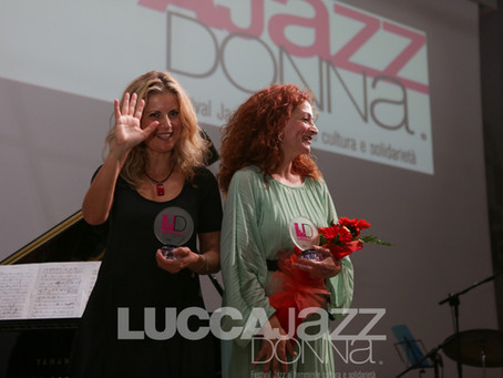 Lucca Jazz Donna 2019 is in full swing...