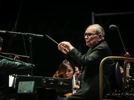 Legendary Composer Ennio Morricone