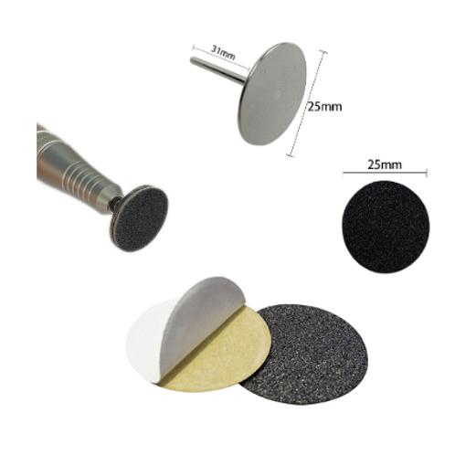 Adhesive Abrasive Discs (x100)