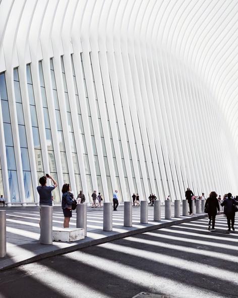 Occulus at the WTC