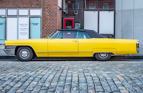 The East Village Caddy