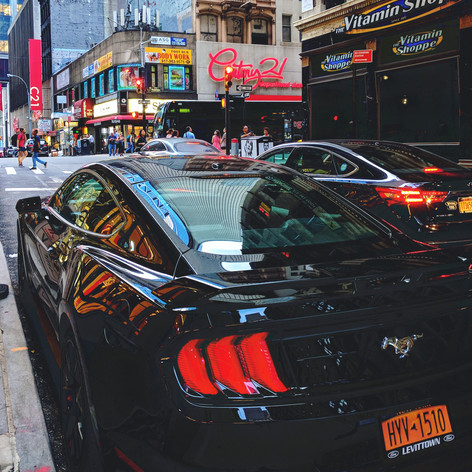 'Stang Street Stance