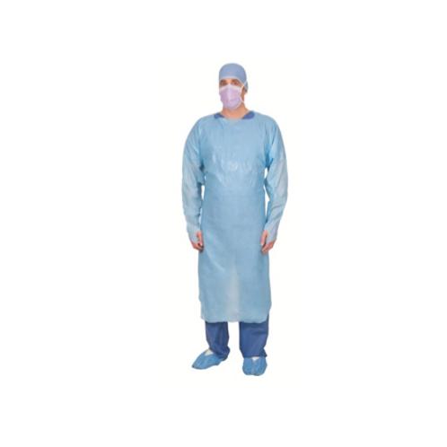 Single-Use Polyethylene Gown