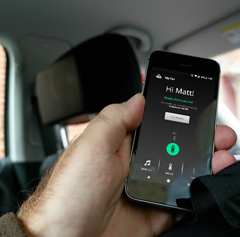 The Connected Car Experience