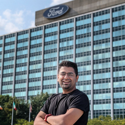 My Time At Ford