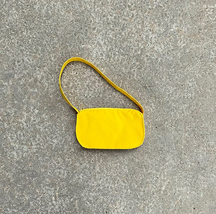 chiffon jaune baguette