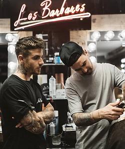 cours de barbier