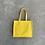 Thumbnail: Tote jaune