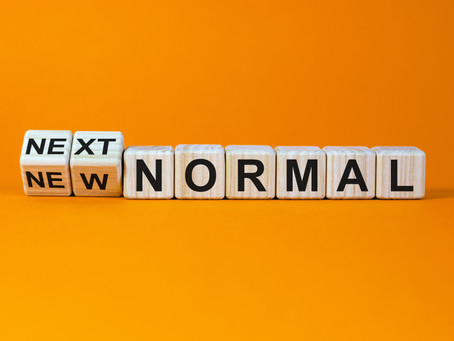 what is your next normal?
