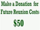 $50 Donation for Future Reunion Costs