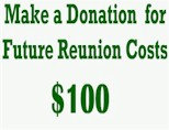 $100 Donation for Future Reunion Costs