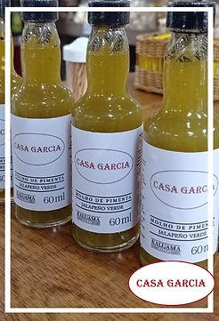 Pimenta Casa Garcia molhos de pimenta casa garcia