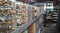 onde comprar frutas secas