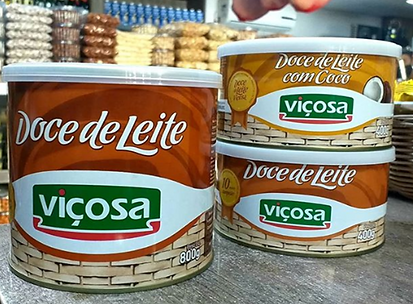DOCE DE LEITE VIÇOSA ONDE COMPRAR