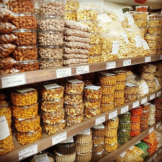 frutas secas onde comprar