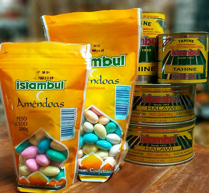 produtos istambul