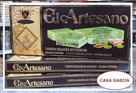Torrones importados El Artesano