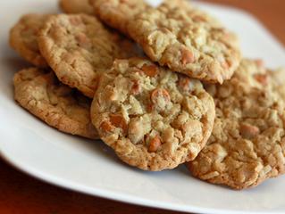 Butterscotch Chip Cookies