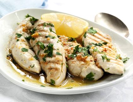 Lemon Grilled Chicken