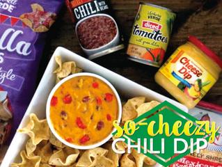 SO Cheesy Chili Dip