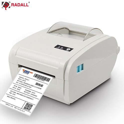RADALL Direct Thermal Barcode/Label Printer 110mm