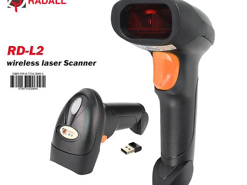 RADALL Wireless Barcode scanner RD-L2