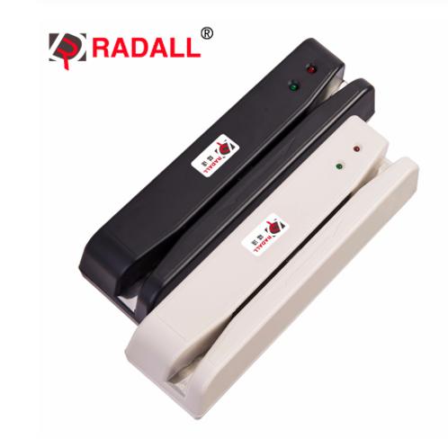 RADALL USB Magnetic Stripe Card Reader RD-400