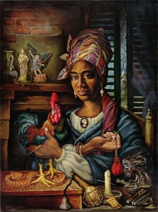 Marie Laveau probably collected many items to make her famous packets and workings