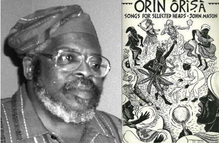 Orin Orisha is a wonderful book by olo Obatalá John Mason.