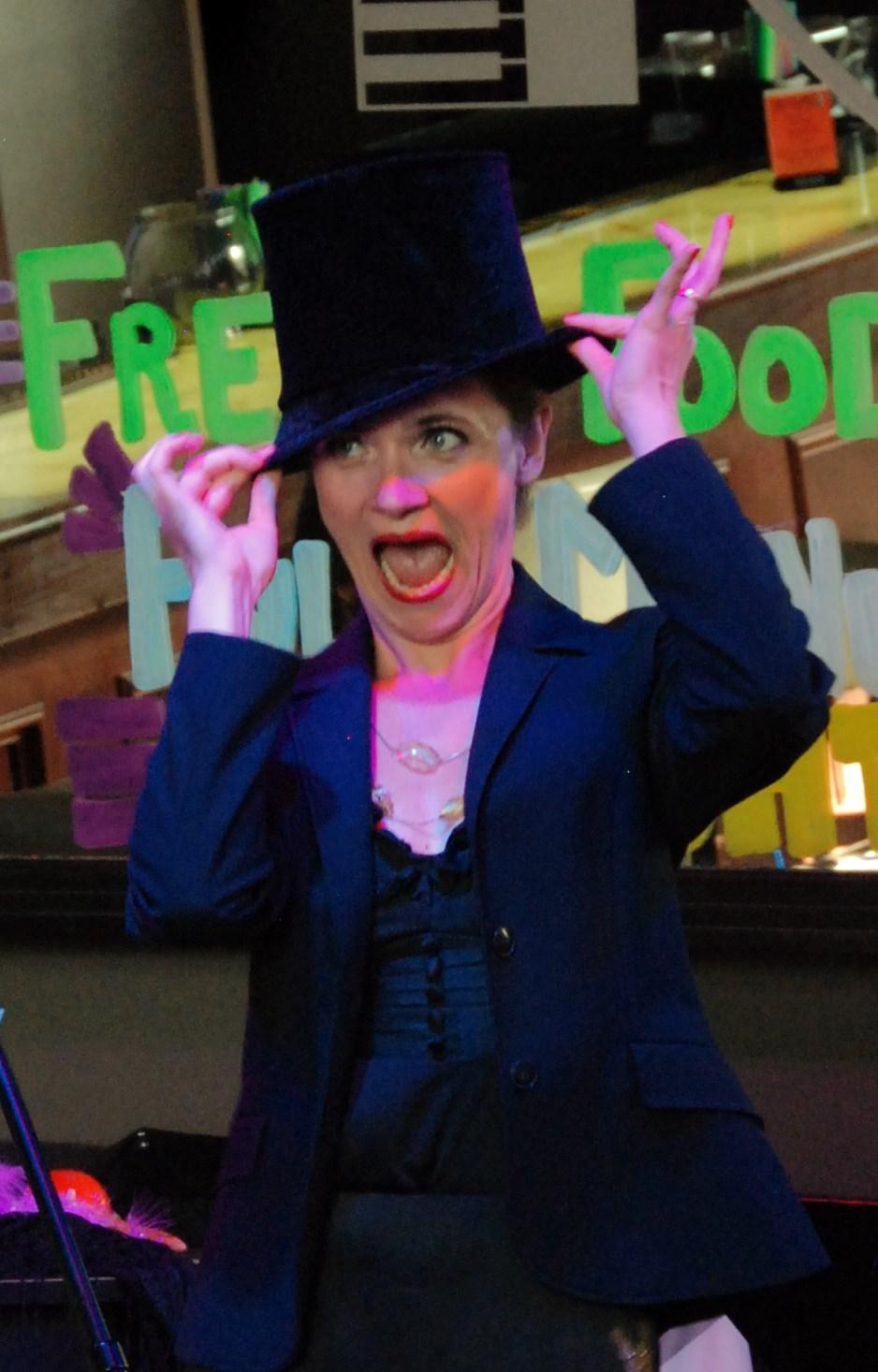 Performing Cabaret