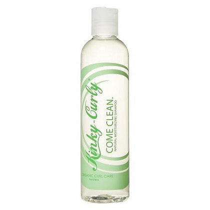 Kinky-Curly Come Clean Natural Moisturising Shampoo