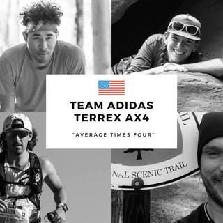 Team Adidas Terrax AX4