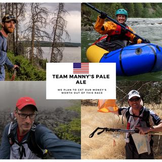 Team Manny's Pale Ale