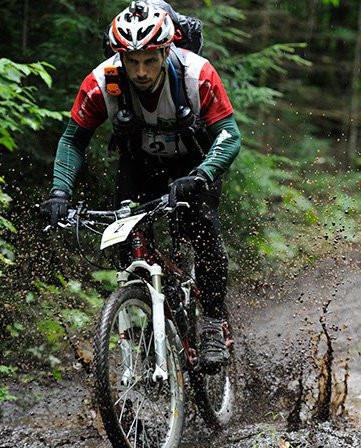 James Gallipeau Team Bend Racing Canada/Paleo Eats Expedition Oregon