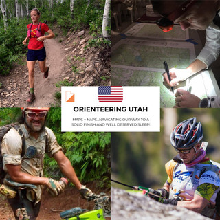 Orienteering Utah