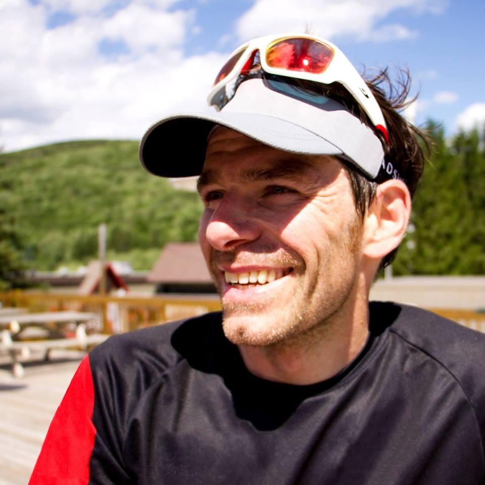 Alexandre Provost Team Bend Racing Canada/Paleo Eats Expedition Oregon