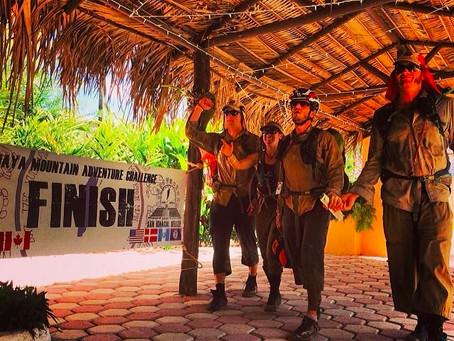 Gear Junkie: Three-Day Race Across Belize. Team YogaSlackers/GearJunkie 1st Place!