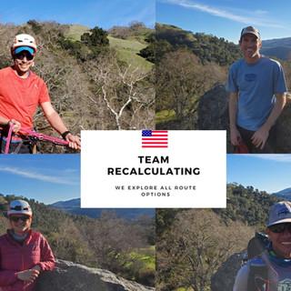 Team Recalculating