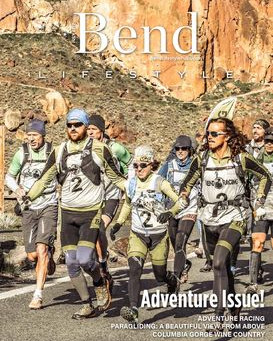 Bend Lifestyle Magazine: Racing for Adventure