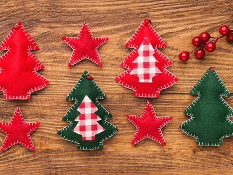 8 DIY-Ideen für einzigartige Weihnachtsdeko ✨