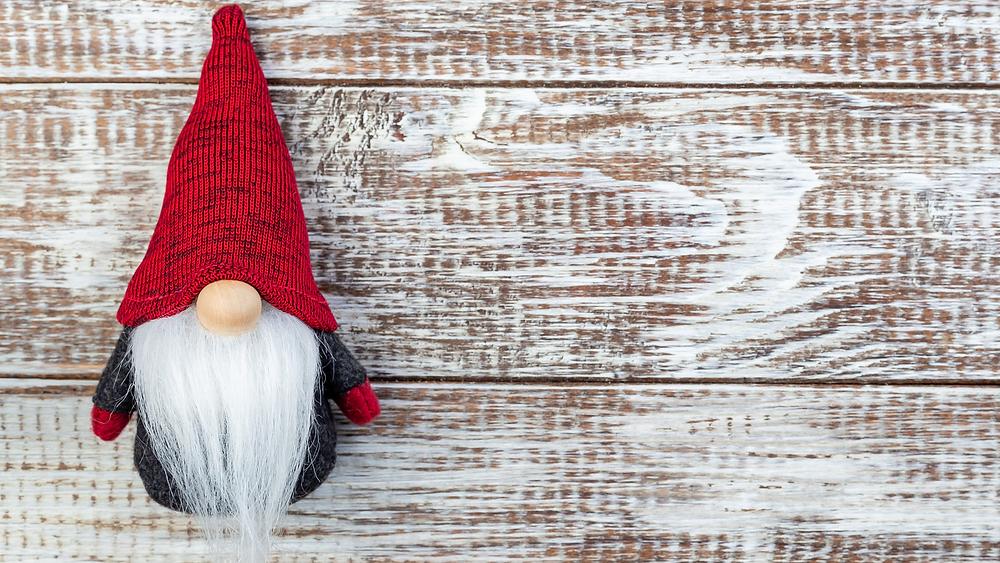 Tomte Wichtel Weihnachten Schweden