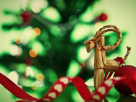 Weihnachtsbräuche aus aller Welt: Der schwedische Ziegenbock 🐐