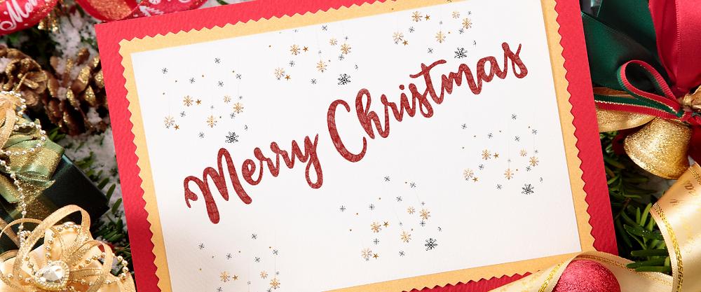 Weihnachtskakrte, To-Do-Liste, Vorweihnachtszeit, Weihnachten