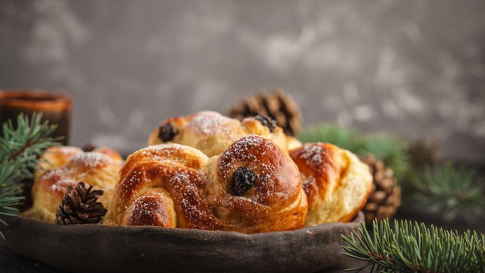 Safrangebäck Schweden Weihnachten Luciafest