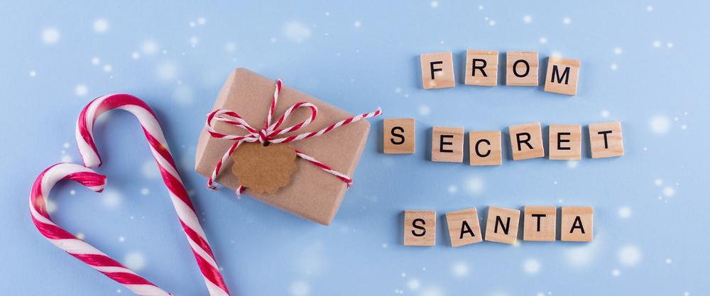 Wichteln Weihnachtsfeier Secret Santa Videocall
