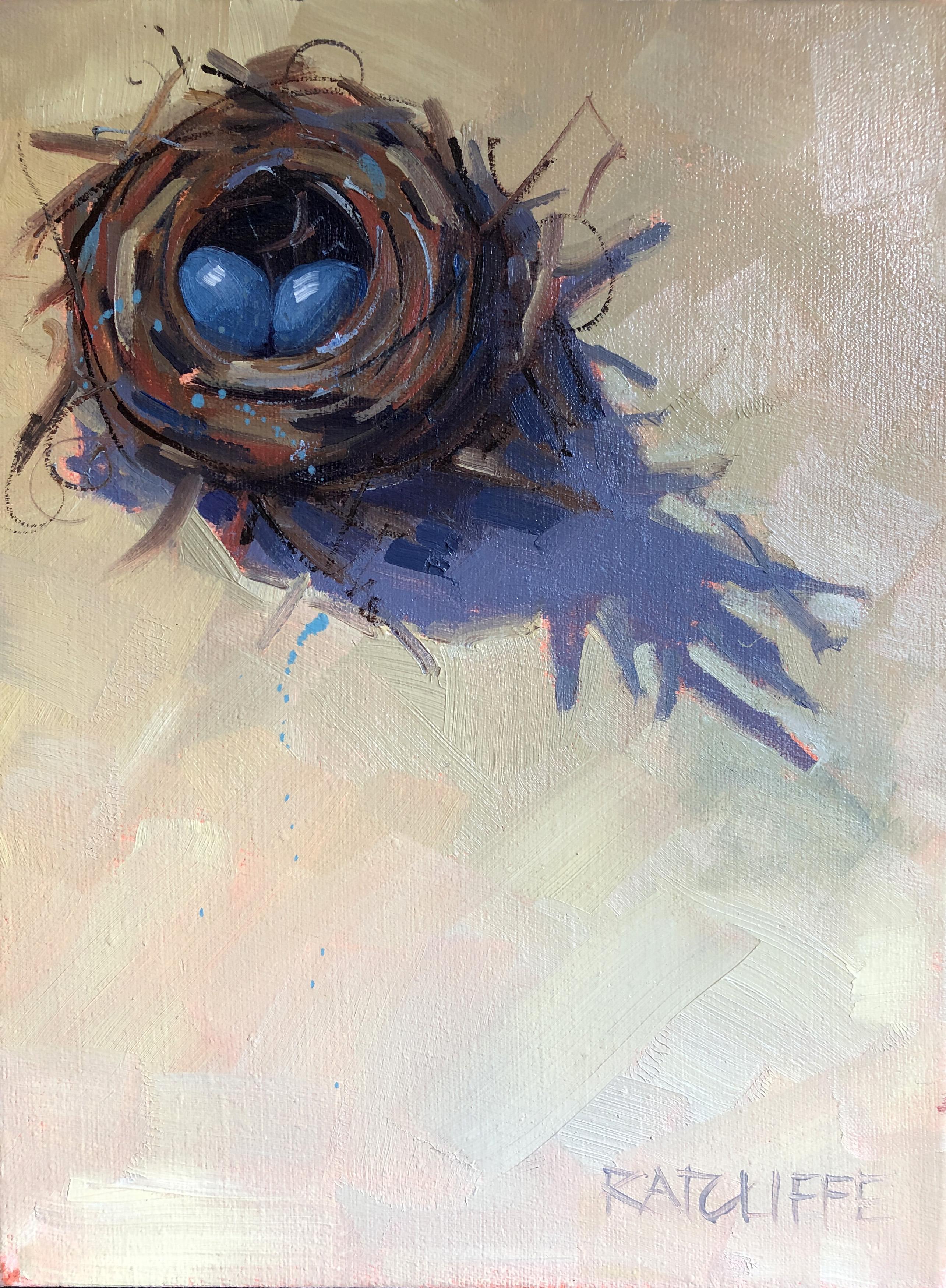 "Love Nest 12""x9"" | $220"